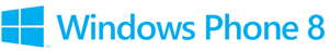 Windows Phone 8 logo image
