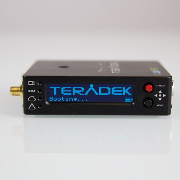 Teradek Cube 255 - Display