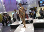 Body Painting at CES