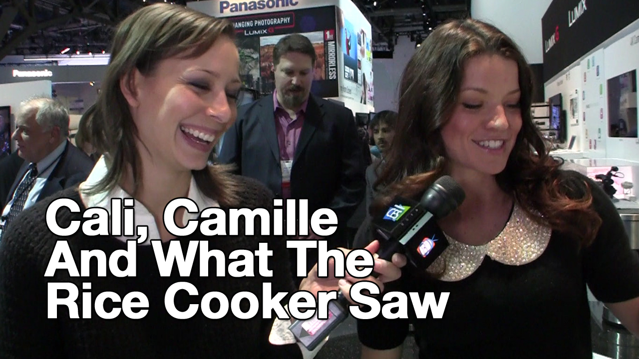 Camille Ford - What the Cooker Saw