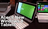 Acer's New Windows 8 Tablets