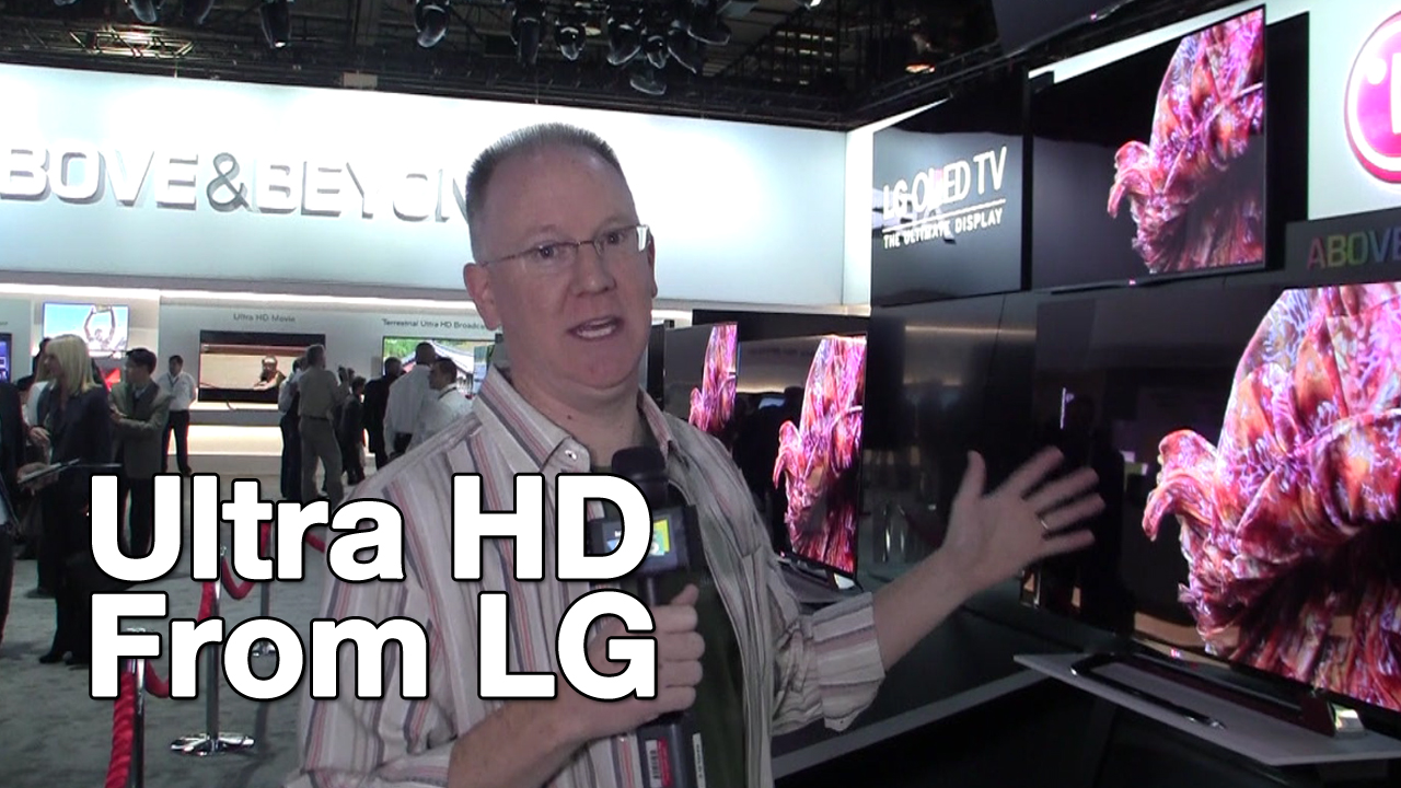 Ultra HD From LG