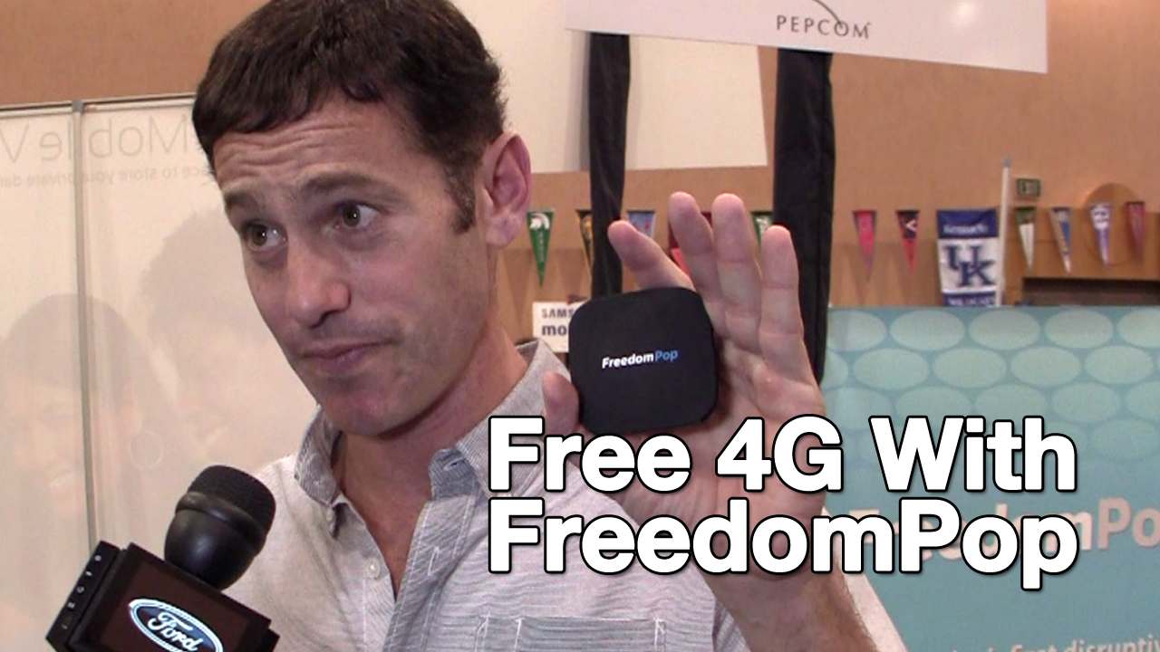 FreedomPop Free 4G Mobile Internet