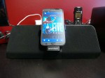 Grace Digital Galaxy Note II Speaker Dock 2