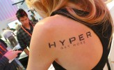 Hyper Tattoo at CES