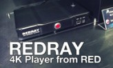 RedRay Player at CES 2013