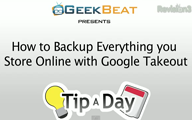 How to Backup Everything You Store Online