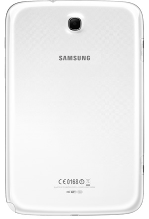 Samsung Galaxy Note 8.0 - Back