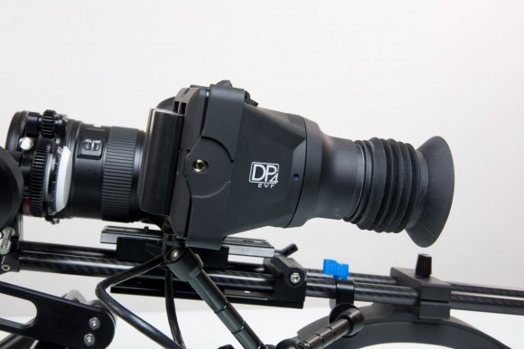 DP4-EVF - Side View