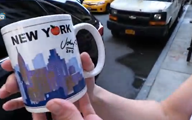 Coffee Mug on Geek Beat Vlog 35