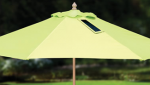 Solar Market Umbrella
