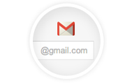 Gmail circle image