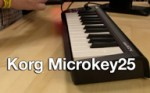 Korg MicroKey 25