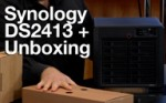 Synology DS2413 Unboxing