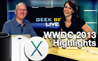 WWDC Highlights with Cali Lewis and John P