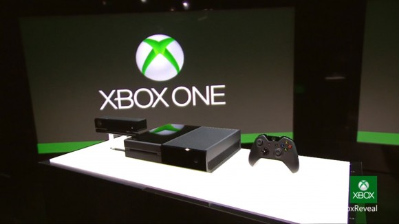 Microsoft Xbox One at E3 2013