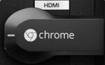 Chromecast Plugged into HDMI