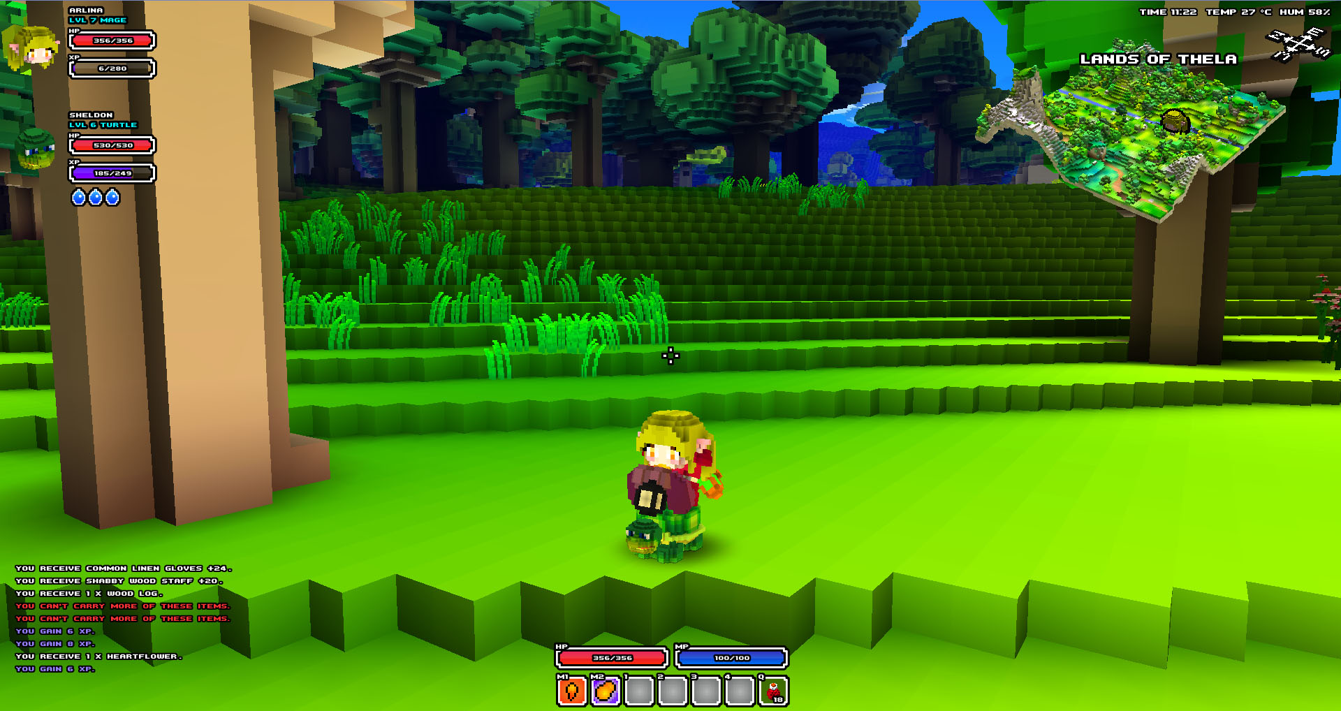 descargar cube world
