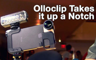 Olloclip at CE Line Shows 2013