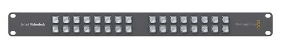 Blackmagic Design Smart Videohub Front
