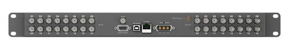Blackmagic Design Smart Videohub Back