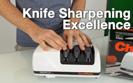 chef'schoice sharpener
