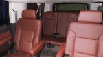 2015 Chevy Suburban Rear Seats