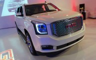 2015 GMC Denali Front Grill