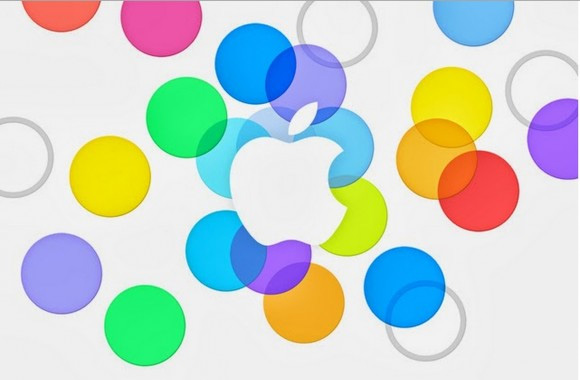 Apple iPhone invitation art