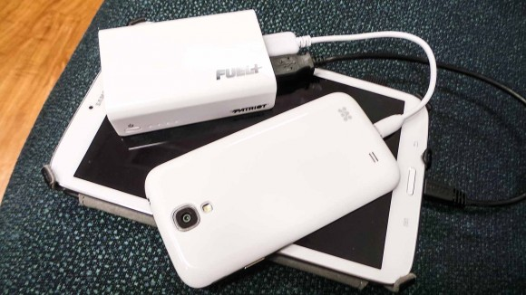 Patriot Fuel Charging Tablet and Phone
