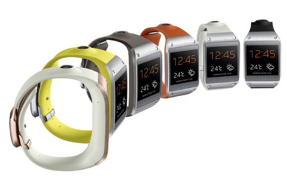 Samsung Galaxy Gear Watch