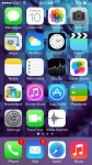iOS7 - Home Screen