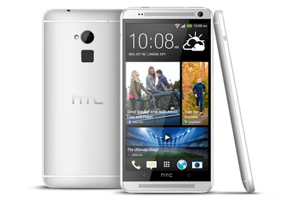 HTC One max big