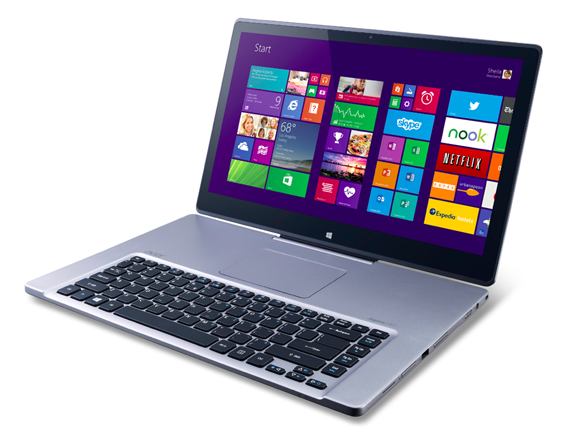Acer Aspire R7-572 notebook
