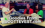 SCOTTEVEST on Geek Beat Live 115