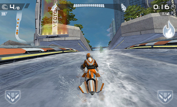 Riptide GP 2 screenshot