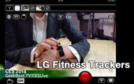 LG Fitness on CESlive