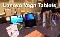 Lenovo Yoga on GeekBeat Episode 764