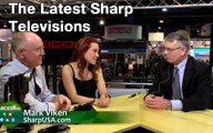 Sharp on CESlive