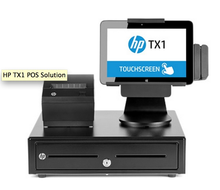 HP TX Point of Sale system