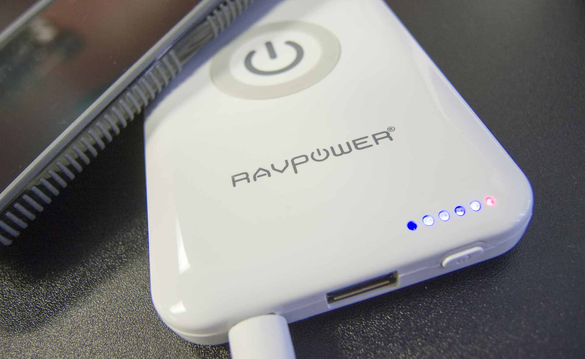 RavPower Wireless Qi Charger Battery