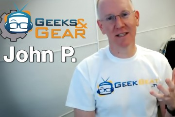 Geeks and Gear - John P