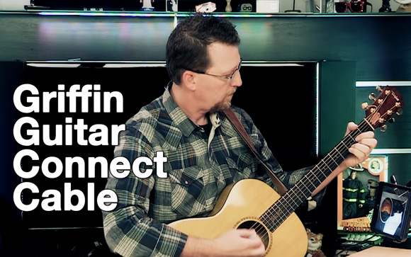 Griffin GuitarConnect Cable