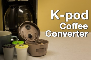 K-Pod Coffee maker insert