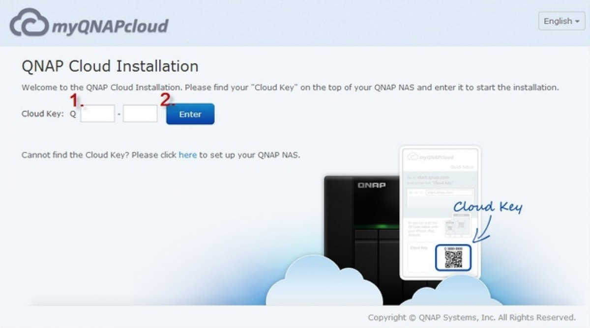 QNAP-Cloud-Key