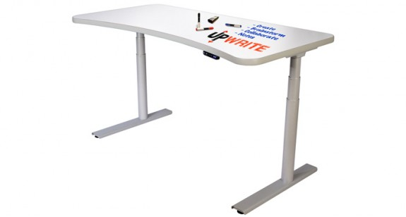 UpWrite Whiteboard Desk