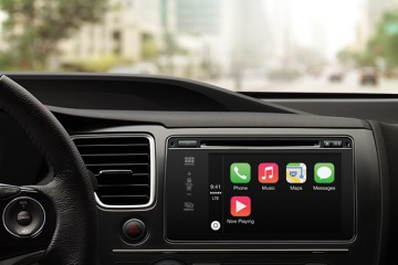Apple CarPlay apps