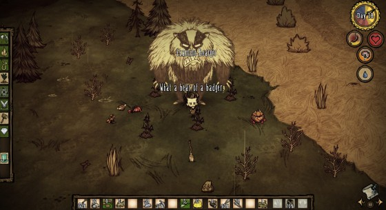 Don't Starve: Reign of Giants - Bearger