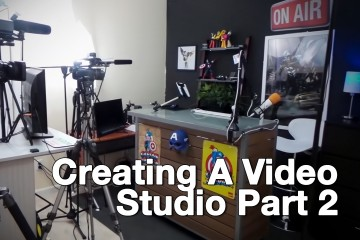 Creating a Video Studio Part 2