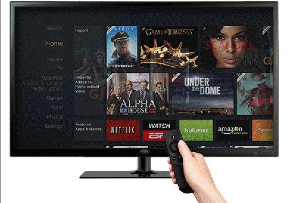 Fire-TV-Interface